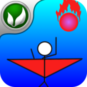Adventure of Stickman: Fly In Space - Action Game icon