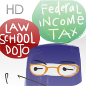 Law Dojo : Fed Income Tax HD icon