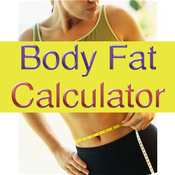 Body Fat Calculator - Tape method. icon