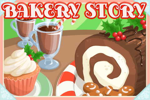 Bakery Story: Christmas screenshot 1