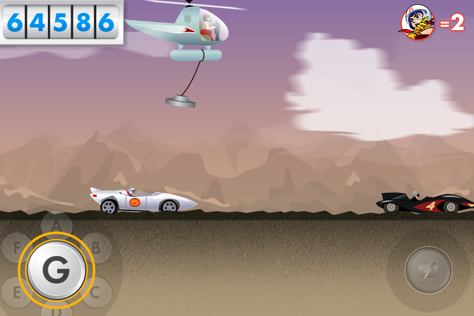 SGI Launches Speed Racer: The Beginning on iOS for iPhone!