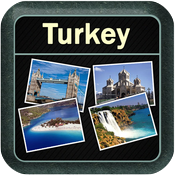 Turkey Tourism Guide icon