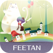 Andrew Lang's Coloured Fairy Books · Feetan icon