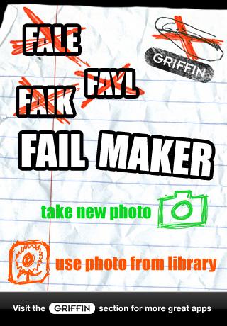 FAIL Maker