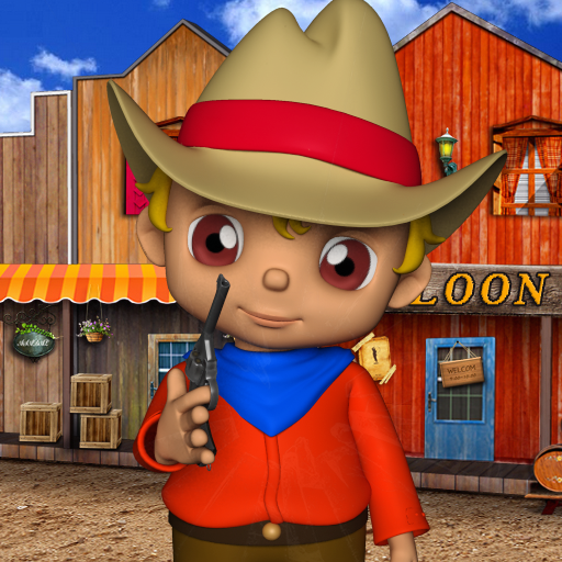Talking Tom The Cowboy
