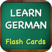 Learn German - Flash Cards icon