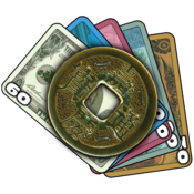 Reiner Knizia's Money icon