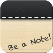 Be a Note! icon