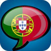 Learn Portuguese -Talking Phrasebook icon