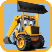 Digger Fun - My 1st JCB icon