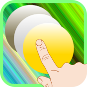 Ball Tapper-How many times can you tap it? icon