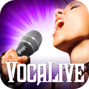VocaLive for iPad icon