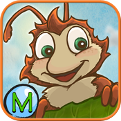 Chug the Bug in 3D - A Peek 'n Play Story App icon