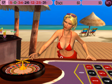 Screenshot Beach Roulette