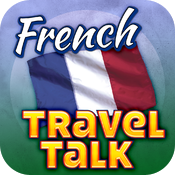 French Travel Talk - Speak & Learn Now! icon