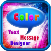 Color Text Message Designer Lite icon
