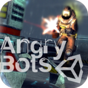 愤怒的机器人 Angry Bots