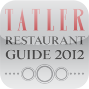 Tatler Restaurant Guide 2012 icon