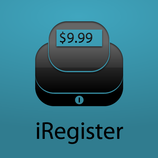 iRegister - A simple and easy to use cash register for iPad