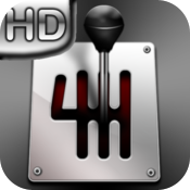 Car Manual Shift HD for iPad icon