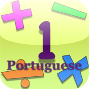 Kids Math Fun~First Grade /Portuguese/ icon