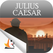 Shakespeare In Bits: Julius Caesar iPad School Edition icon