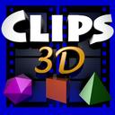 Clips 3D für iMovie und Final Cut