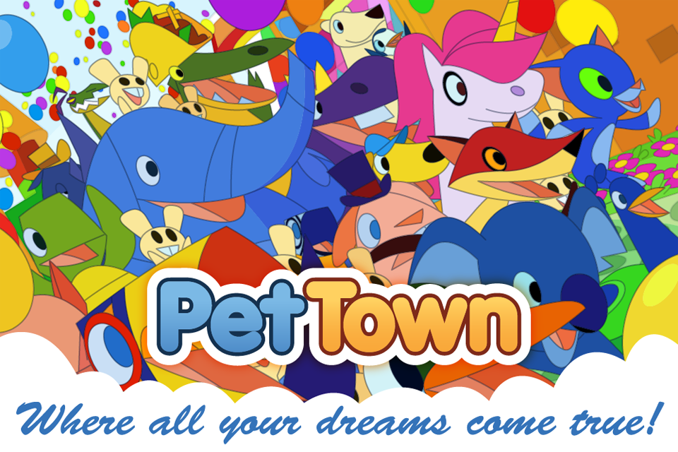 Pet Town Screenshot