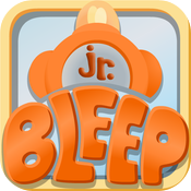 Bleep Jr Word Guessing Game icon
