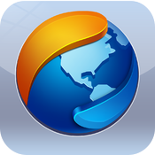 Mercury Browser Pro - The fast browser for iOS icon