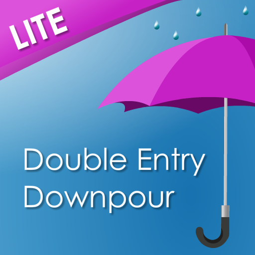 Double Entry Downpour Lite