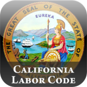 CA Labor Code 2013 - California Law icon