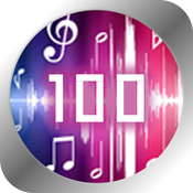 Top Music Big Button - Top 100 Hits icon