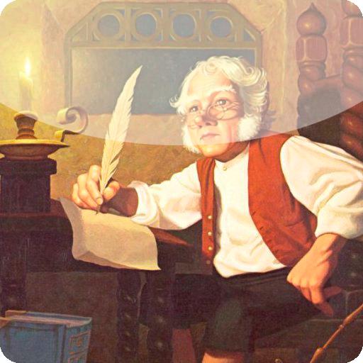 J.Tolkien - Lo Hobbit. (AppStore Link)