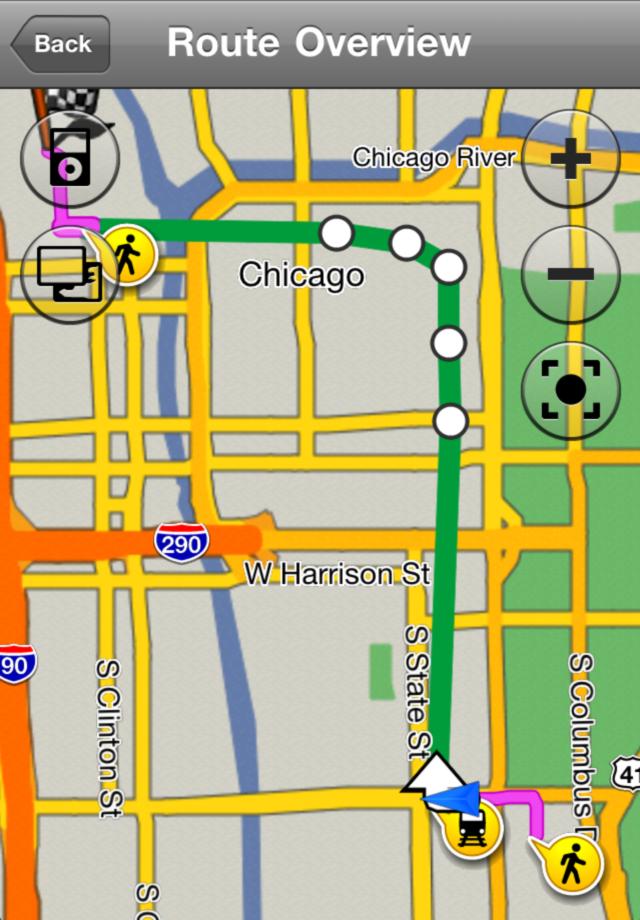 Garmin StreetPilot onDemand screenshot 4