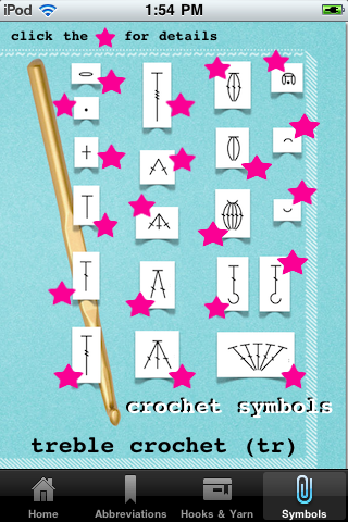 Crochet Decoder Screenshot