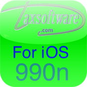 Taxsoftware.com for Small Tax Exempt Organizations icon