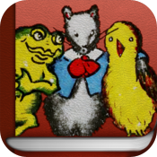 The Little Gray Mouse - Storybook for Kids icon