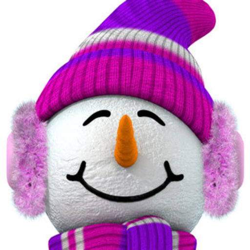 Muñeco de nieve que habla