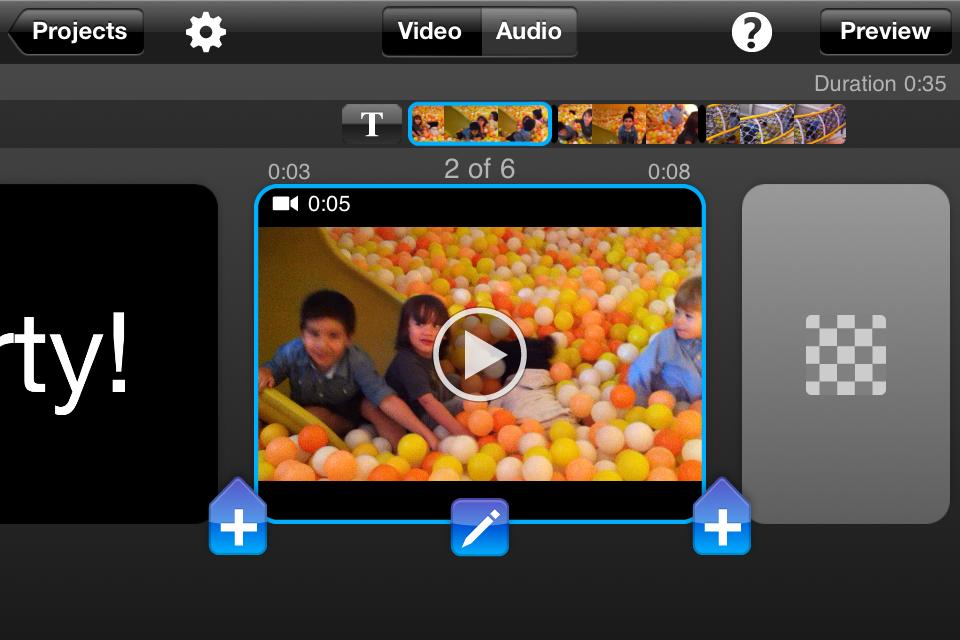 Splice - Video Editor (Free) free app screenshot 1