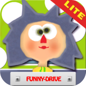 Funny Drive Lite icon