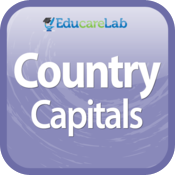 Country Capitals - icon