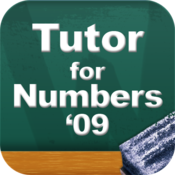 Tutor for Numbers '09 icon