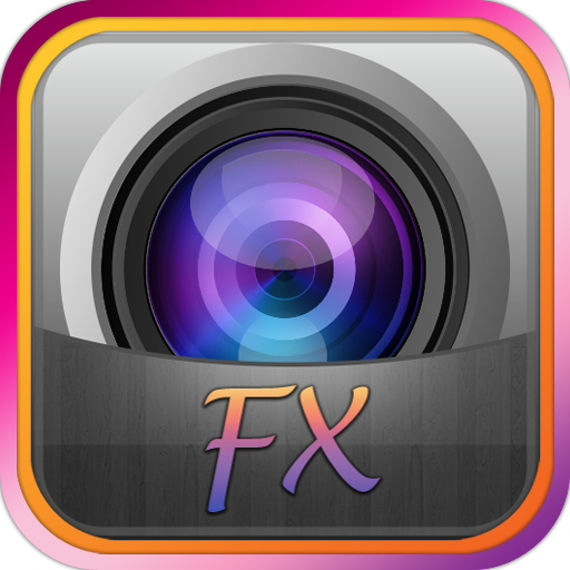 Camera FX - 100+ effects for you photos