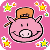The Three Little Pigs - Interactive book icon