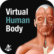 Virtual Human Body icon