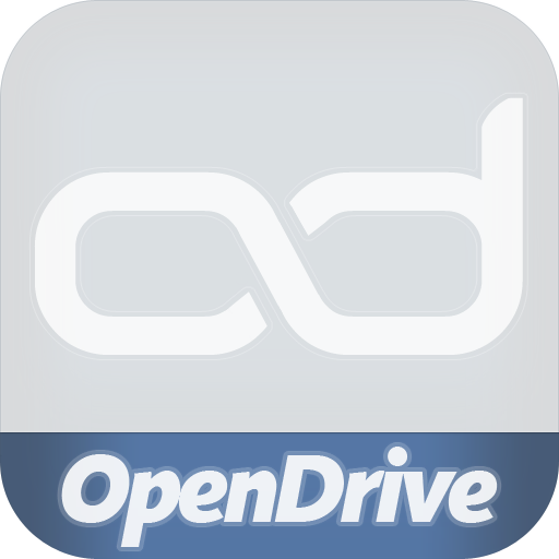 OpenDrive application for iPhone