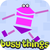 Shape Up! Lite - Busythings icon