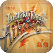 Grateful Dead Almanac 2012 icon