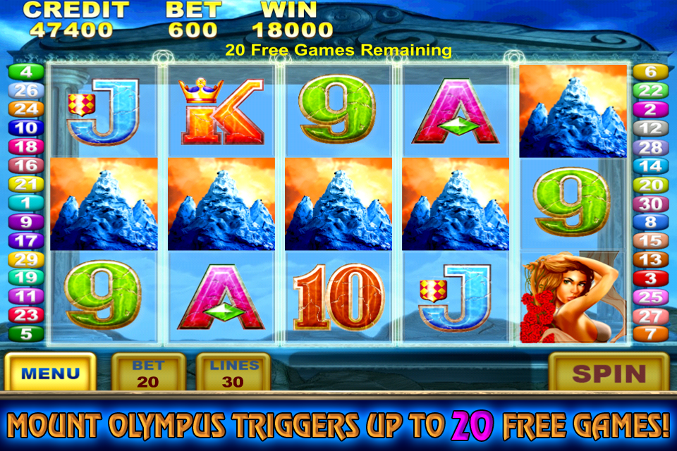 free slot apps for iphone